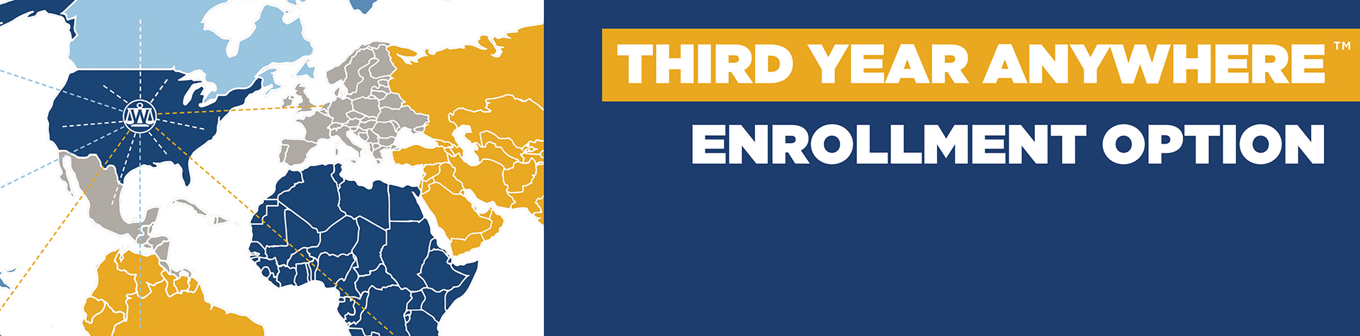 Learn about Washburn Law's Third Year Anywhere Enrollment Option.