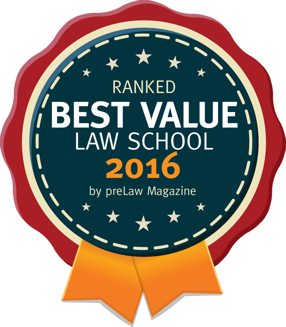 Prelaw recognizes washburn law among the top schools in the nation in 3 categories